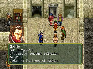 Screenshot Thumbnail / Media File 1 for Suikoden [NTSC-U]